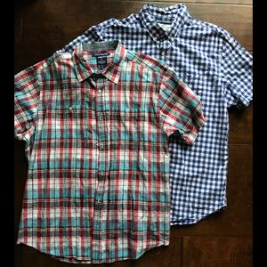 ⏩Bundle! Two Old Navy Button Downs XL TG